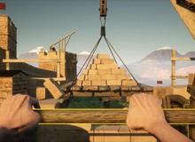 Xuất hiện tựa game cho phép game thủ xây dựng kiến trúc Vạn Lý Trường Thành