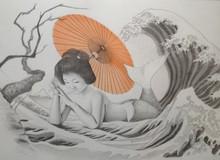 Truyền thuyết nàng tiên cá siêu dị trong thần thoại Nhật Bản
