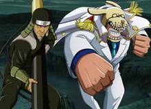"""Top 7 """"ông già"""" mạnh nhất trong thế giới anime, One Piece đóng góp tới 3 cái tên đình đám"""
