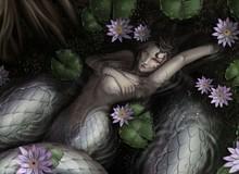 Lamia, quái vật nhan sắc tuyệt trần nhưng bị lãng quên trong thần thoại Hy Lạp