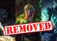 3 vị tướng sắp bị Riot Games xóa khỏi Đấu Trường Chân Lý mùa 5.5 vì quá mức bá đạo