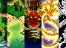 """Top 10 Rồng thần """"ngầu"""" nhất Dragon Ball: Con bay trên trời, con đi dưới đất, con dùng hẳn máy thời gian để """"săn lùng"""" (P2)"""