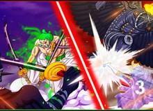 One Piece: Có hay không màn kết hợp giữa Sanji và Zoro để hạ gục tam tai dưới trướng Kaido?