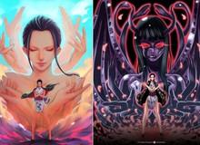 """One Piece: """"Ác quỷ"""" thức tỉnh bên trong Nico Robin chính là khả năng nguy hiểm nhất của băng Mũ Rơm?"""