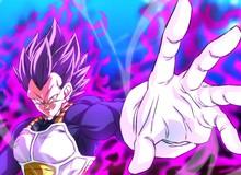 Spoil nhanh Dragon Ball Super chap 75: Hình thức mới giúp Vegeta đấm Granolah như cục tạ?