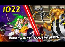 Sanji và Zoro tràn ngập facebook, fan One Piece phấn khích trước sự thể hiện của cặp đôi băng Mũ Rơm