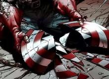 Những nhân vật đã từng phá vỡ được chiếc khiên của Captain America là ai?