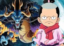 """One Piece: """"Dâm long"""" Momonosuke dậy thì và thức tỉnh trái ác quỷ đã được tác giả Oda dự báo từ 17 năm trước?"""