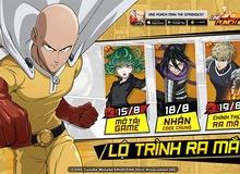 Không chỉ là một game Anime xuất sắc, One Punch Man: The Strongest còn sở hữu gameplay cực kỳ đặc sắc