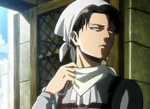 Loạt nhân vật anime có thể khiến các fan cứng của Levi Ackerman mê mẩn