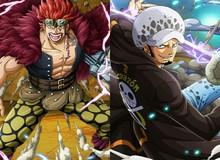 Top 3 sự kiện có thể xảy ra trong One Piece chap 1023, sự trở lại của cặp đôi Law và Kid?