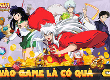 Sống lại tuổi thơ cùng Khuyển Dạ Xoa Truyền Kỳ - tựa game duy nhất sở hữu bản quyền IP InuYasha tại Việt Nam