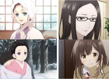 """So sánh nhan sắc của các cặp mẹ và con gái trong anime, hóa ra xinh đẹp cũng là """"yếu tố di truyền"""""""