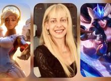 Game thủ bày tỏ lòng tiếc thương trước sự ra đi của nữ diễn viên lồng tiếng cho Sivir (LMHT), Mercy (Overwatch)