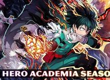 """Siêu phẩm anime My Hero Academia season 5 tung poster hé lộ dàn nhân vật phản diện """"cực chất"""""""