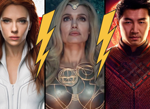 """Marvel đứng trước bờ vực """"toang cực mạnh"""" trong năm 2021 vì Trung Quốc"""