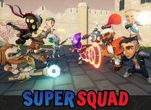 Vui chơi thả ga cùng bạn bè trong game co-op miễn phí Super Squad