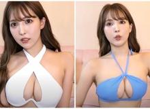 Chăm chỉ như Yua Mikami, không đóng phim thì làm clip Lookbook, tự lấy bản thân làm mẫu để bán áo tắm cho người xem