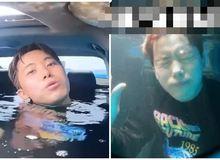 Làm thí nghiệm mạo hiểm, tự dìm ô tô xuống nước rồi livestream cách thoát thân, nam YouTuber khiến người xem hoảng sợ