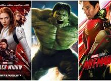 """Top 7 phim thuộc MCU có doanh thu thấp nhất, Iron Man hay Thor đều """"lọt hố"""""""