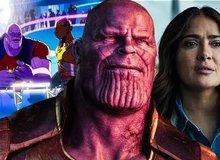 Từ What If…? cho đến Eternals, MCU dường như muốn củng cố cho lý tưởng của Thanos