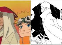 """Sự khác biệt trong cách Naruto và Hiruzen chăm sóc những đứa trẻ """"mồ côi"""", kết quả gây bất ngờ lớn"""