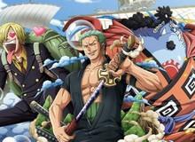 """One Piece: Sau arc Wano, tân Bộ ba quái vật của băng Mũ Rơm có trở thành chỉ huy dưới trướng """"Tứ Hoàng""""?"""