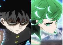 """Tatsumaki và những """"siêu năng lực gia"""" mạnh nhất thế giới anime, sức mạnh tâm linh quả nhiên đáng sợ"""