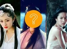 """7 nàng ma nữ Thiện Nữ U Hồn đẹp xuất chúng: Nhiệt Ba - Lưu Diệc Phi đều lép vế trước """"tường thành nhan sắc Hong Kong"""""""