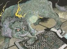 Câu chuyện kì quái phía sau truyền thuyết về Baku – quái vật chuyên ăn giấc mơ
