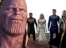 Ai là người đã cấm các Eternals không được giúp Avengers đánh bại Thanos?
