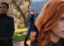 Điểm mặt dàn nhân vật sẽ góp mặt và có khả năng xuất hiện trong tv series Hawkeye
