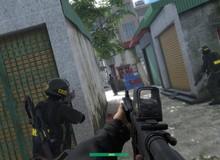 Xuất hiện tựa game Việt cho phép vào vai lực lượng Cảnh sát cơ động