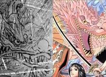 One Piece chap 1023: Chi tiết Momonosuke biến rồng lớn hóa ra đã được Oda nhá hàng hơn 5 năm trước