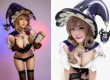 Ngất ngây với cosplay Lisa Genshin Impact của nữ coser nóng bỏng người Việt