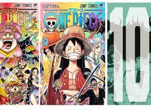 Trang bìa One Piece tập 100 được hé lộ, mở ra một bước ngoặt lớn cho băng Mũ Rơm?