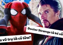 Spider-Man 3: Bí ẩn về việc Doctor Strange sao lại dễ dàng thực hiện yêu cầu của Peter, phải chăng lại là cú lừa của Marvel?