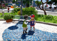 """Xuất hiện """"GTA thiếu nhi"""", cho phép người chơi phiêu lưu, tìm bắt sinh vật huyền bí"""