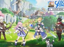 Cloud Song VNG vẽ nên thế giới fantasy đầy sắc màu, chinh phục game thủ bất kể giới tính nào