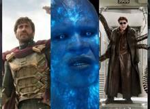 Xếp hạng sức mạnh 11 kẻ thù của Spidey trong tất cả các bộ phim về Người Nhện