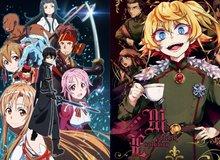 15 bộ anime isekai đáng xem nhất thập kỷ qua theo bình chọn của fan (P.1)