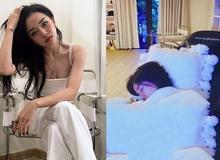Không thoát được việc chạy KPI cuối tháng, nữ streamer giàu nhất Việt Nam livestream ngay cả khi ngủ