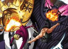 """One Piece: Những bằng chứng cho thấy sức mạnh của Sanji đang ở một """"tầm cao"""" mới, xứng đáng là """"đôi cánh"""" của Vua Hải Tặc"""