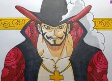 One Piece: Là sự phụ của Zoro, liệu Mắt Diều Hâu có đủ sức để đánh bại Kaido?