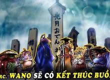 One Piece: Làm thế nào để Oda tạo ra một cái kết buồn của trận chiến Wano, Cửu Hồng Bao sẽ phải chết?