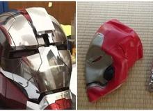"""Đặt mua mặt nạ Iron Man điều khiển bằng giọng nói trên mạng, nam thanh niên đắng lòng khi nhận về """"hàng thật"""""""