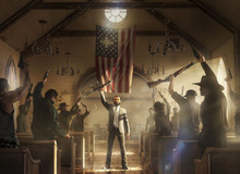 Tựa game bắn súng thế giới mở Far Cry 5 miễn phí cuối tuần, mời các bạn trở thành vị cứu tinh của Hope County