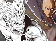 """Vì sao """"Thợ Săn Anh Hùng"""" Garou còn được yêu thích hơn cả Saitama trong One Punch Man?"""