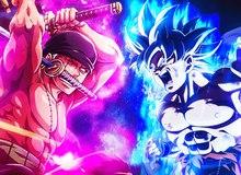 """Nếu cứ lạm dụng Haki liệu những trận chiến trong anime One Piece có đi theo """"vết xe đổ"""" của Dragon Ball hay không?"""