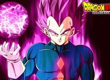 Sau khi bật chế độ thần thánh mới, Vegeta chính thức đánh bại Goku trở thành nhân vật được yêu thích nhất Dragon Ball Super